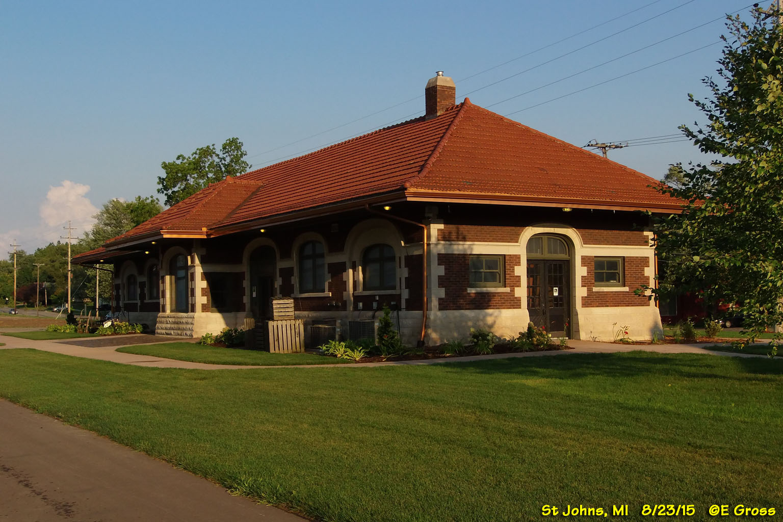 Clinton Northern Railway Museum