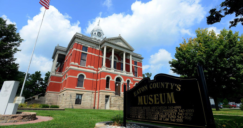 Eaton County's Museum at Courthouse Square